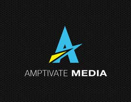 nº 171 pour Design a Logo for Amptivate Media par Genshanks