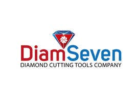 #126 para Logo Design for diamond cutting tools company por woow7