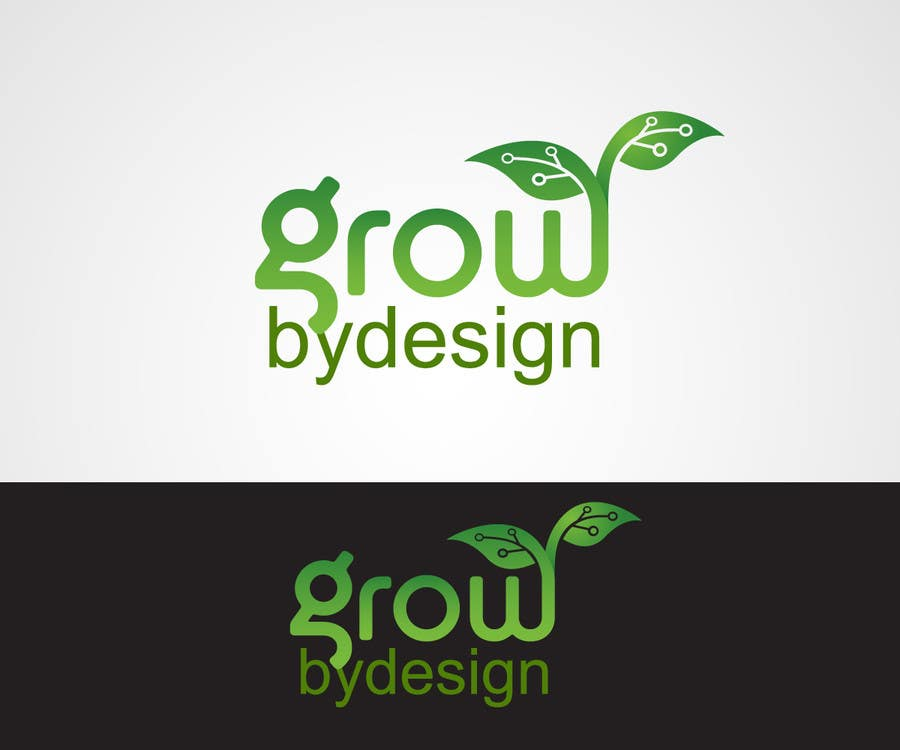 Contest Entry #60 for Design a Logo for Grow By Design
