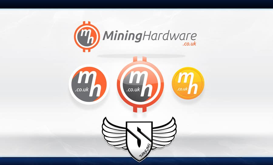 #18 for Design a Logo for Mining Hardware by SneR85