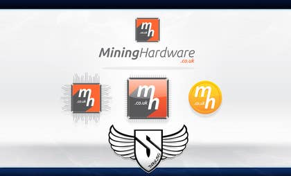 #27 for Design a Logo for Mining Hardware by SneR85