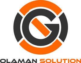 Nro 15 kilpailuun Design a logo for GoLaman Solutions käyttäjältä agoesdewe