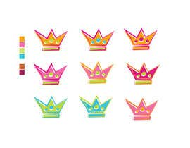 #252 para design / illustrate a crown por john36