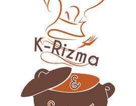 """Nro 12 kilpailuun Design a Logo for """"K-risma & Sabor"""" käyttäjältä lilybak"""