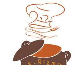 """Nro 13 kilpailuun Design a Logo for """"K-risma & Sabor"""" käyttäjältä lilybak"""