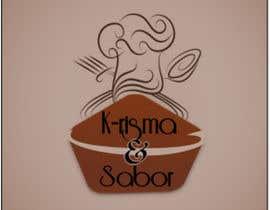"""Nro 4 kilpailuun Design a Logo for """"K-risma & Sabor"""" käyttäjältä STPL2013"""