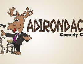 #34 para Logo Design for Adirondack Comedy Club por manikmoon