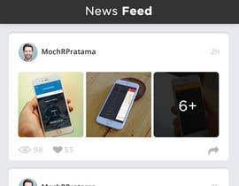 Nro 7 kilpailuun I need an Android UI App Design käyttäjältä MochRPratama