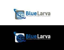 #30 para Design a Logo for blue larva company, letterhead and envelope samples. por texture605