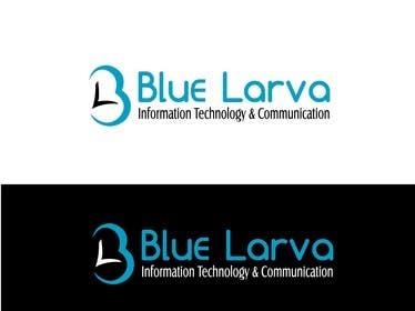 #67 for Design a Logo for blue larva company, letterhead and envelope samples. by tfdlemon