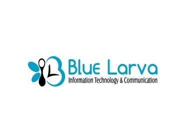 #68 for Design a Logo for blue larva company, letterhead and envelope samples. by tfdlemon