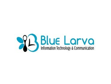 nº 68 pour Design a Logo for blue larva company, letterhead and envelope samples. par tfdlemon