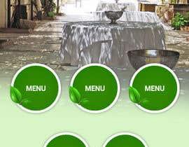 Nro 7 kilpailuun Design a Mobile Restaurant Homepage Mockup käyttäjältä lee800154