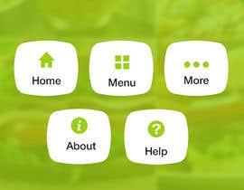 Nro 6 kilpailuun Design a Mobile Restaurant Homepage Mockup käyttäjältä duongdv