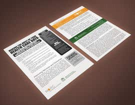 #17 untuk Design a One-Page Marketing Handout oleh rimskik