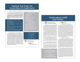 #19 for Design a One-Page Marketing Handout by kc11