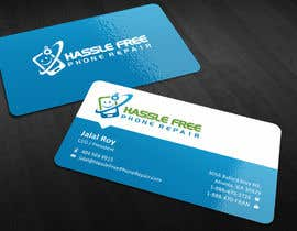 #49 for Design some Business Cards for HassleFree. by ezesol