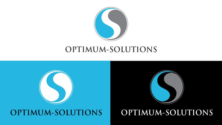 #4 for Design a Logo for OPTIMUM-SOLUTIONS by blesson102