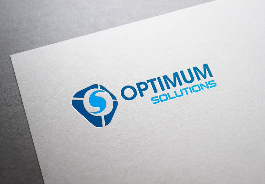 #37 for Design a Logo for OPTIMUM-SOLUTIONS by LogoFreelancers