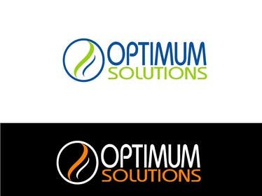 #42 for Design a Logo for OPTIMUM-SOLUTIONS af tfdlemon