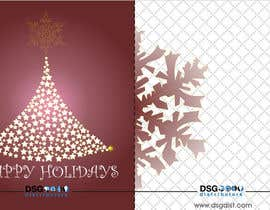 nº 32 pour Design a holiday greeting card par tomekwilusz