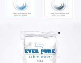 #11 untuk Create Packaging Designs for a Table Water oleh oanacrbz