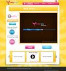Contest Entry #56 for Design a Website Mockup for domain Ladyboygame.com