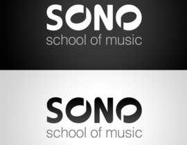 #62 cho Design a Logo for Sono School Of Music bởi gdigital