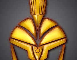#27 for Roman Legion Helmet Logo af GamingLogos
