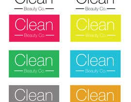 #57 for Clean Beauty Co - New Logo by qasimvid
