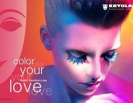 nº 44 pour Graphic Design for Kryolan Australia par Ollive