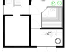 #12 para Design a conversion of garage to living space por ssdesign4you