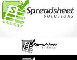 #311 pentru Logo Design for Spreadsheet Solutions (MS Excel Consultants) de către bamz23