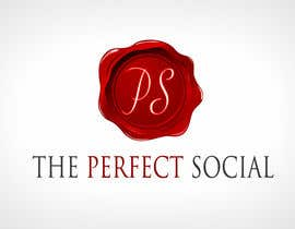 #66 for Design a Logo for The Perfect Social af shamim111sl