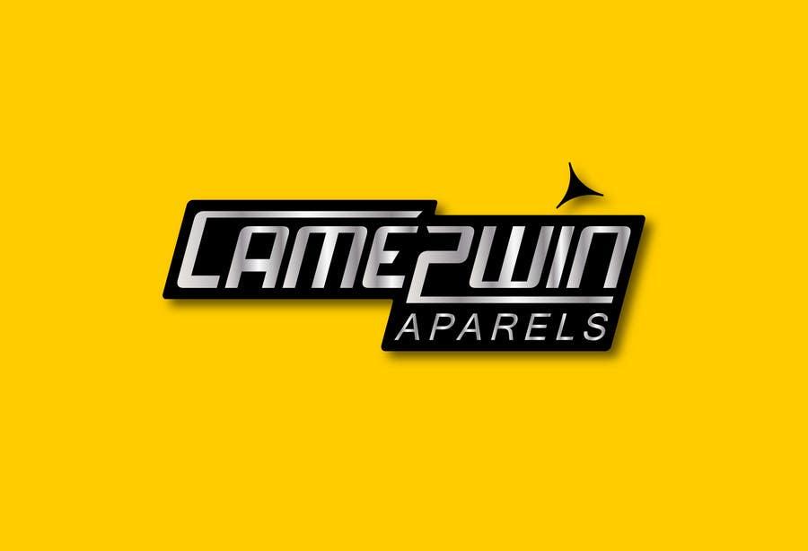 Kilpailutyö #370 kilpailussa Came2Win business logo