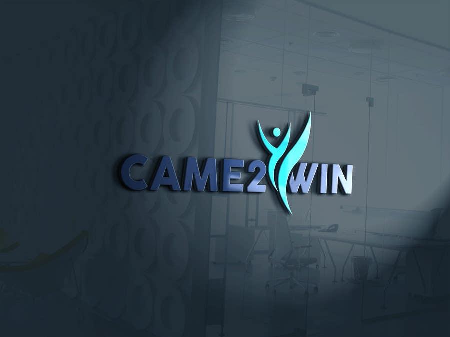 Kilpailutyö #149 kilpailussa Came2Win business logo