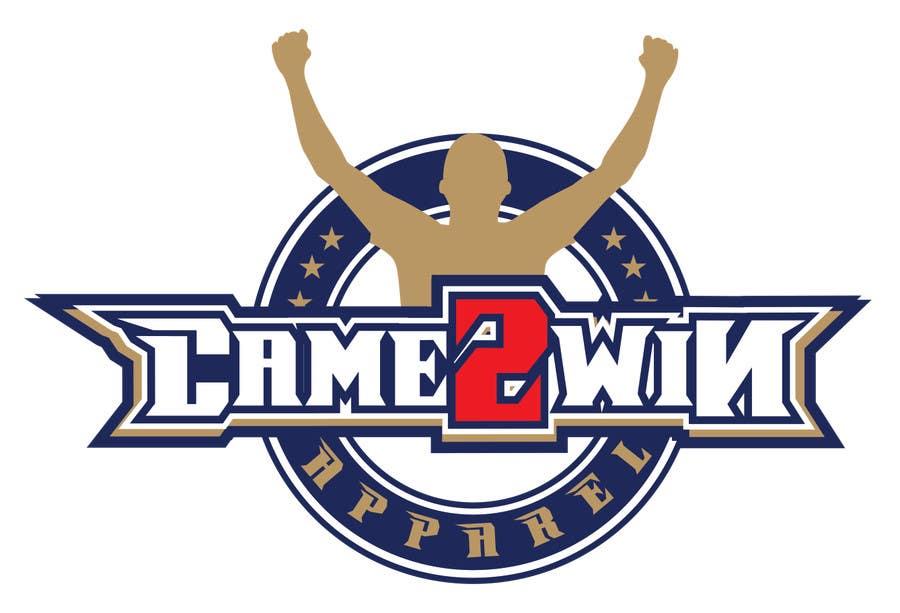 Kilpailutyö #186 kilpailussa Came2Win business logo