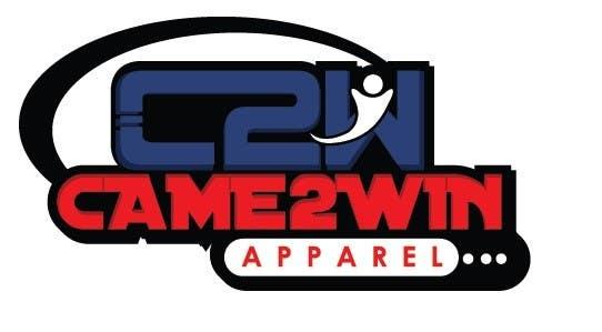 Kilpailutyö #385 kilpailussa Came2Win business logo