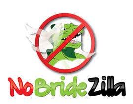 Nro 12 kilpailuun BrideZilla Logo käyttäjältä dannnnny85
