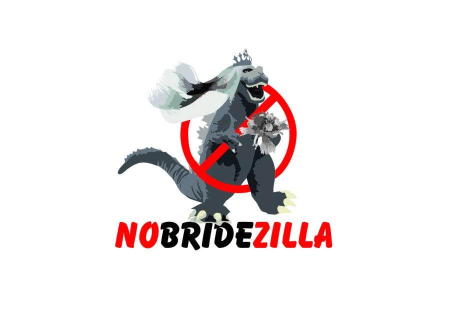 Kilpailutyö #51 kilpailussa BrideZilla Logo