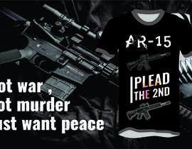 #11 for Design a Gun T-Shirt by shasun16