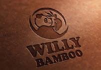 Graphic Design Kilpailutyö #123 kilpailuun Design a Logo for Willy Bamboo