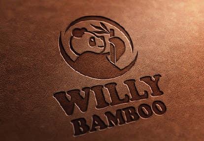 Kilpailutyö #123 kilpailussa Design a Logo for Willy Bamboo