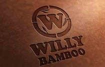 Graphic Design Kilpailutyö #130 kilpailuun Design a Logo for Willy Bamboo