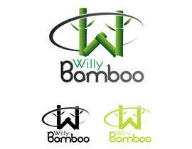 #78 for Design a Logo for Willy Bamboo by manish997