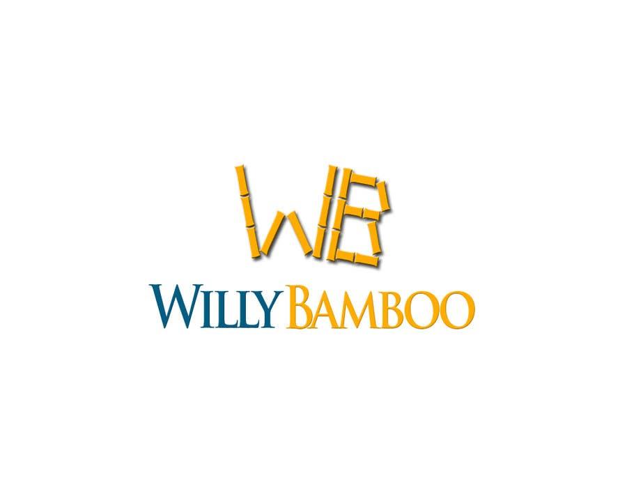Kilpailutyö #35 kilpailussa Design a Logo for Willy Bamboo