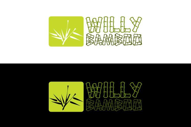Kilpailutyö #118 kilpailussa Design a Logo for Willy Bamboo