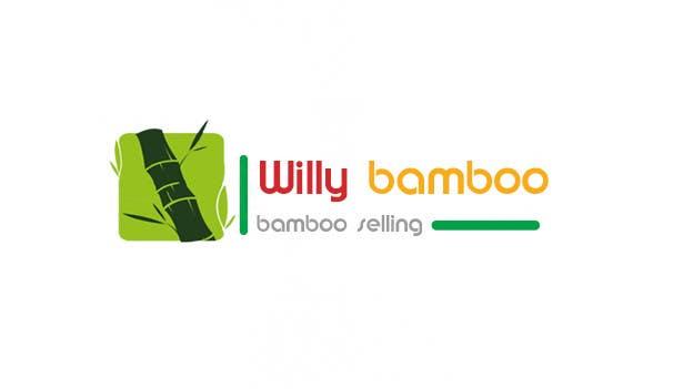 Kilpailutyö #92 kilpailussa Design a Logo for Willy Bamboo