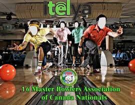 Nro 13 kilpailuun Create Life-size Bowling Stand-in for Bowling Nationals käyttäjältä toririn