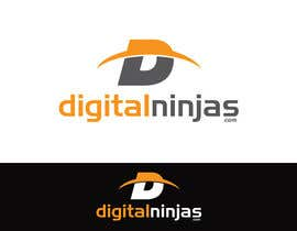 #15 para Design a Logo for digitalninjas.com por sagorak47